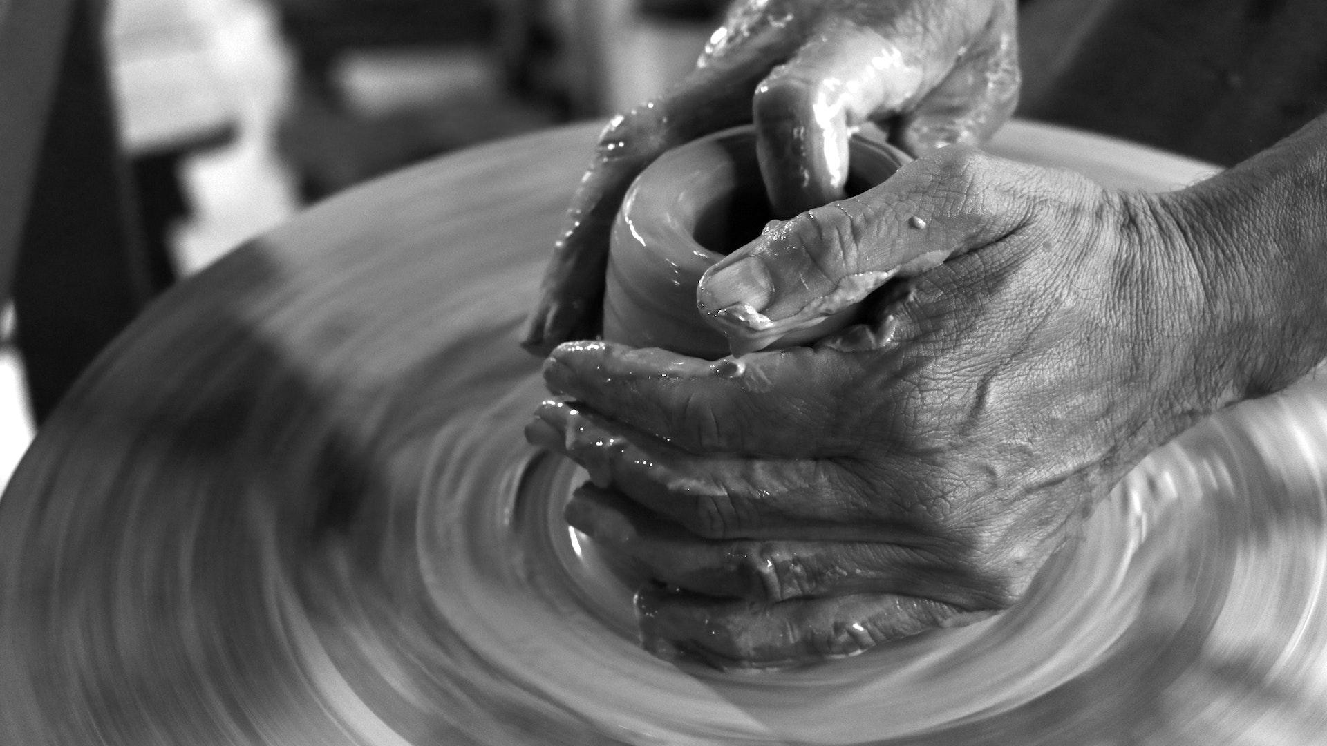 How Creators Create: A Plastic Surgeon's Love of Pottery