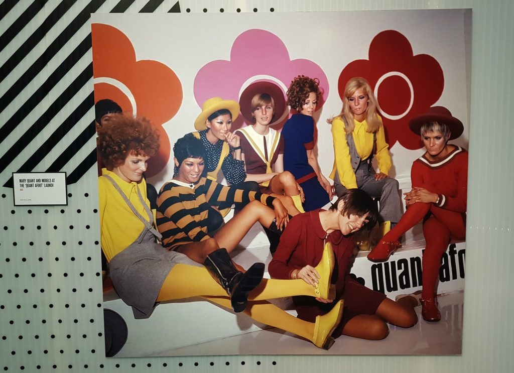 Mary Quant and Models