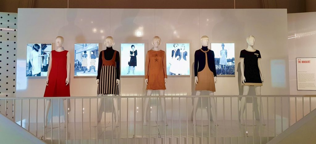 Mary Quant's Miniskirts