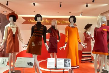 Mary Quant Fashion Exhibit