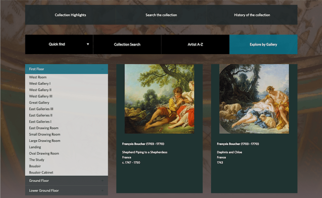 Wallace Collection Online