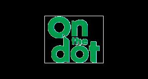 On the dot logo