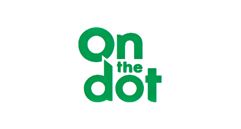 On the dot logo